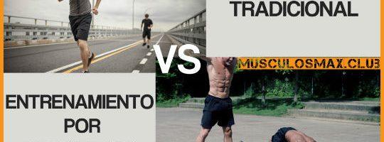 cardio tradicional vs entrenamiento por intervalos para quemar grasa