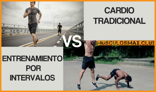Cardio Tradicional VS Entrenamiento por Intervalos ¿Cuál quema más grasa?