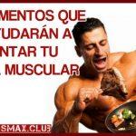 13 Alimentos que deben ir en tu Dieta para Aumentar Masa Muscular