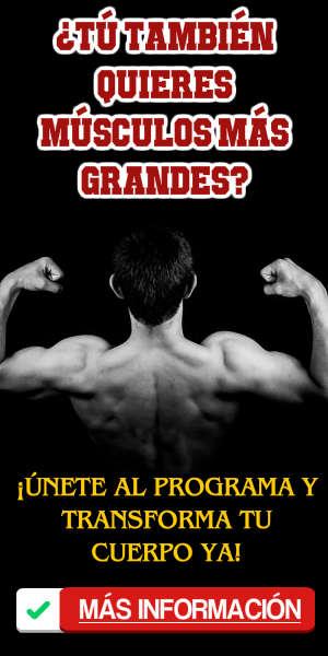 Como construir músculos rapido