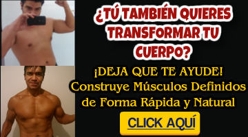 Cómo Construir Músculos Rápido