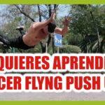 ¿Cómo hacer Flying Push Ups? Sigue estos 4 pasos